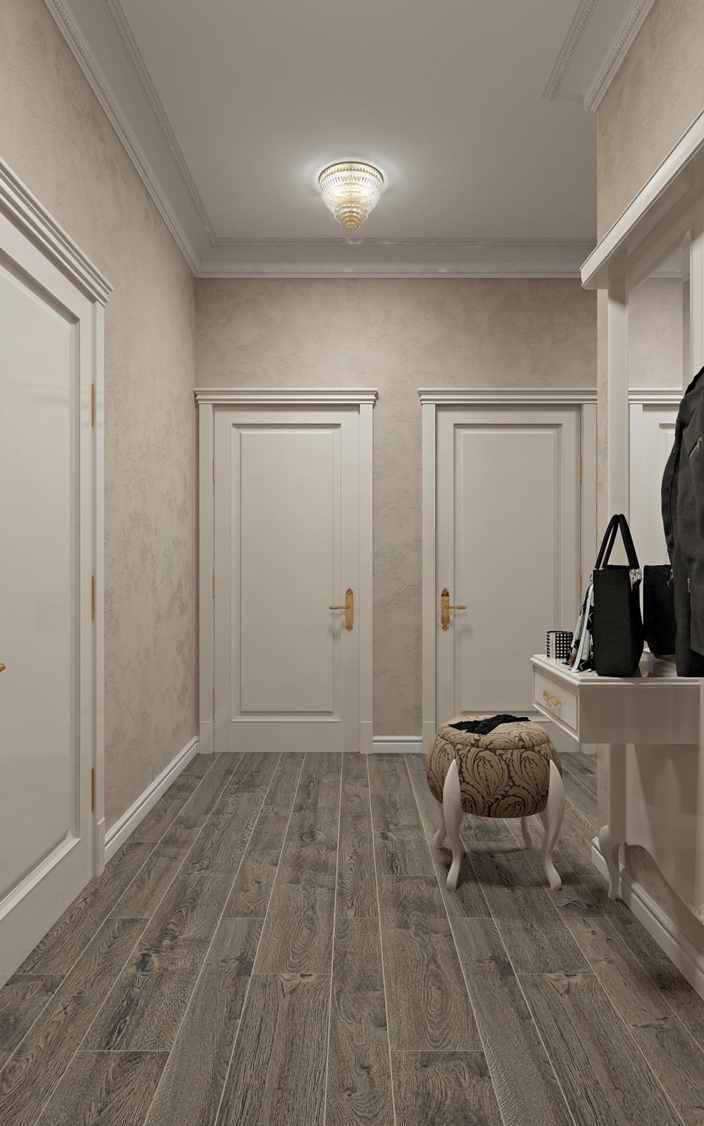 Hallway 003 - Интерьеры
